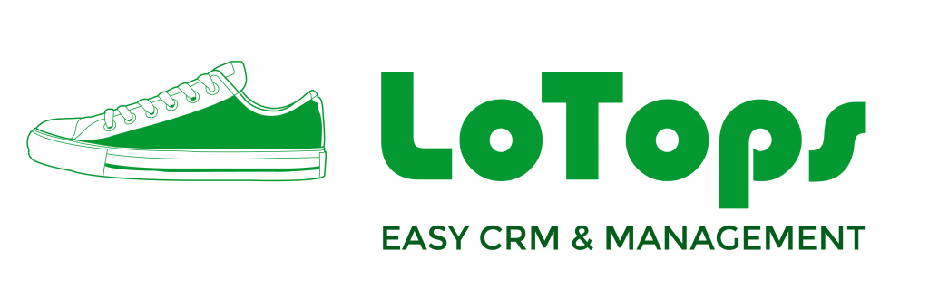 LoTops CRM and Project Management logo