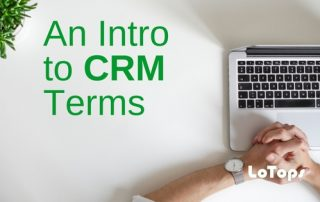 An Intro to CRM terms
