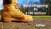 bootstrapping to $100 million