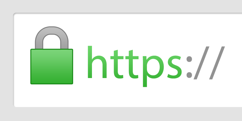 chrome secure https icon