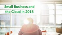 Small Business and the Cloud in 2018