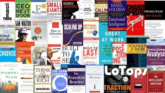 Best business books the essential 35 for owners lotops easy crm view larger image best business books 35 essentials fandeluxe Image collections