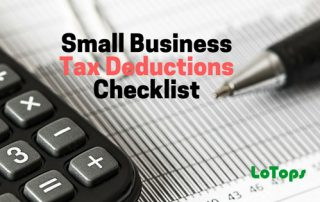 Tax Deductions Checklist for Small Business