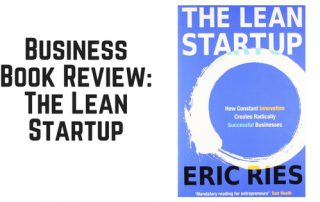 the lean startup business book review