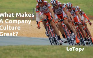 what makes a company culture great?