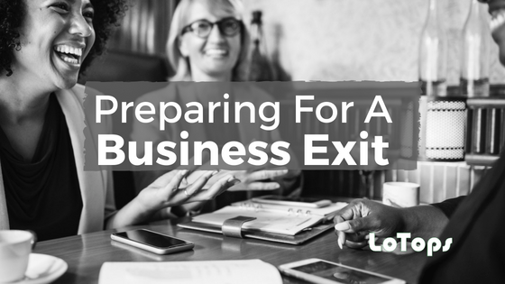 Preparing for a Business Exit