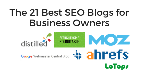 21 Best SEO Blogs for Business Owners