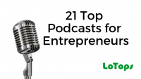1 Top Podcasts for Entrepreneurs