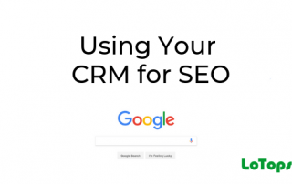 Using Your CRM for SEO