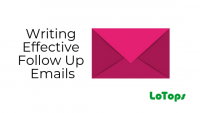 Writing Effective Follow Up Emails
