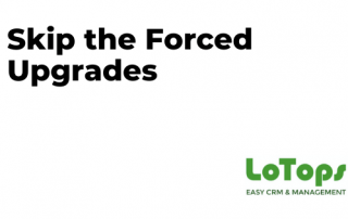 Skip The Forced Upgrades